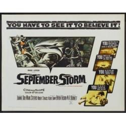 September Storm (half sheet)