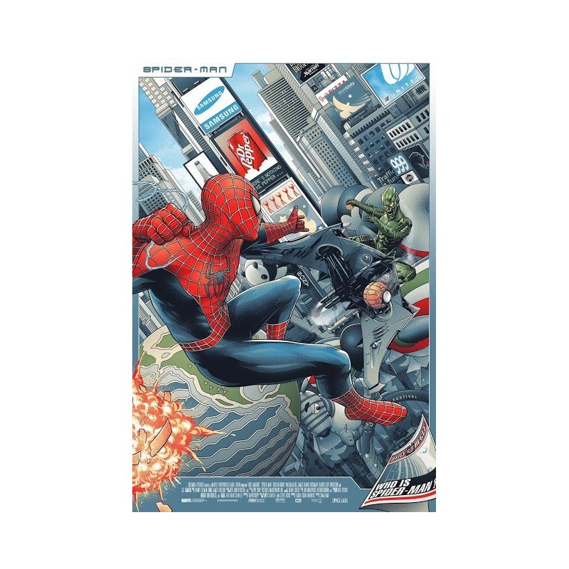 Spider-Man 1 (R2018)
