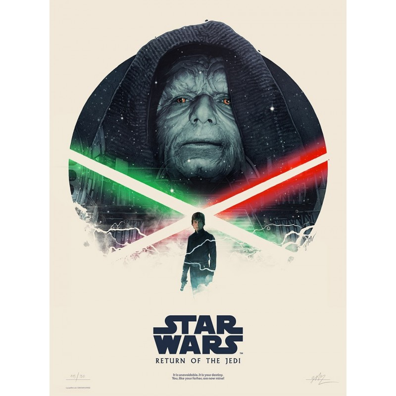 Return Of The Jedi: The Return (R2019)