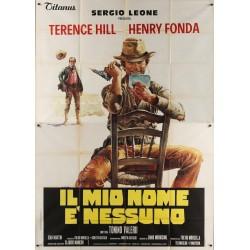 My Name Is Nobody (Italian 4F)
