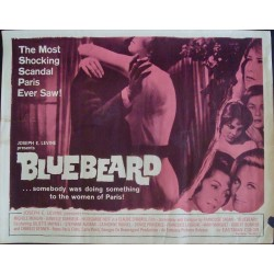 Bluebeard - Landru (half sheet)