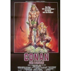 Conan The Barbarian (German)