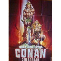 Conan The Barbarian (German A0 advance)