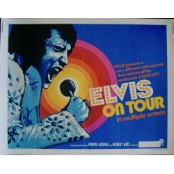 Elvis On Tour (half sheet-5)