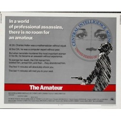 Amateur (half sheet)