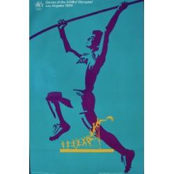 Los Angeles 1984 Olympics: Pole Vaulting