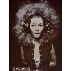 Koss Headphones (Pandora 1969)