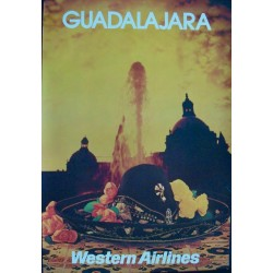Western Airlines Guadalajara (1978)
