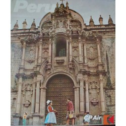 Canadian Pacific Airlines Peru (1974)