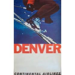 Continental Airlines Denver (1965)