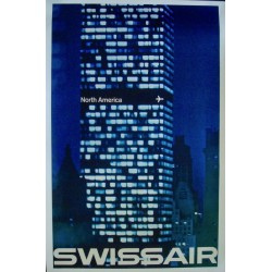 Swissair North America (1964 - LB)