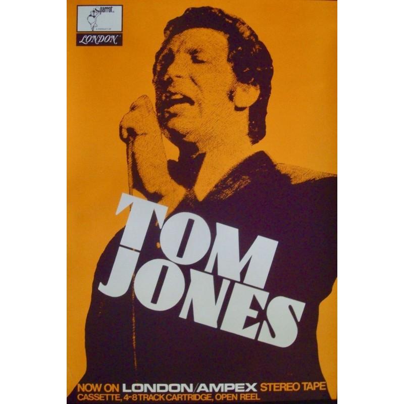 Tom Jones: London Records Ampex (1968)