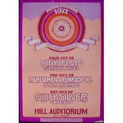 Pink Floyd: Ann Arbor 1971