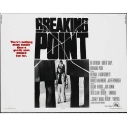 Breaking Point (half sheet)