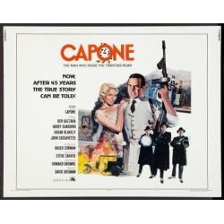 Capone (half sheet)
