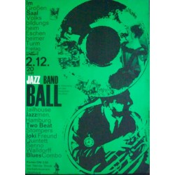 Hamburg Jazz Ball Festival 1960