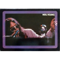 Neil Young: Japanese Tour 1976 program