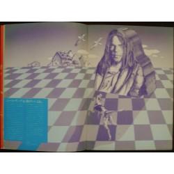 Neil Young: Japanese Tour 1976 program
