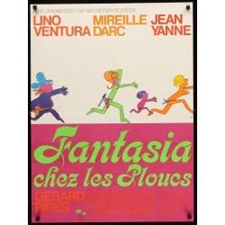 Fantasia chez les ploucs...