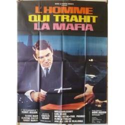 Homme qui trahit la mafia...