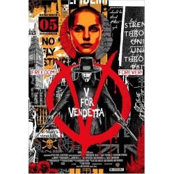 V For Vendetta (R2019)