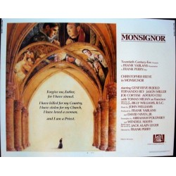 Monsignor (half sheet)
