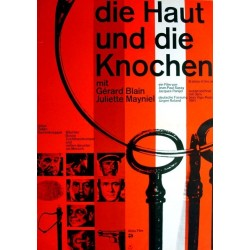 Peau et les os (German)