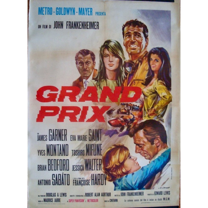 Grand Prix (Italian 2F - LB)