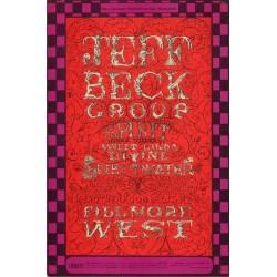 Jeff Beck: Fillmore West BG...