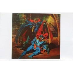 Dracula Versus Dr. Strange