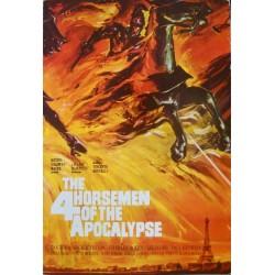 4 Horsemen Of The Apocalypse (Japanese Press)