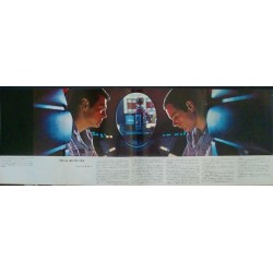 2001 A Space Odyssey (Japanese Press Book style B)