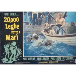 20000 Leagues Under The Sea (R63 fotobusta set of 7)