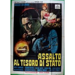 Assault On The State Treasure (Italian 4F)