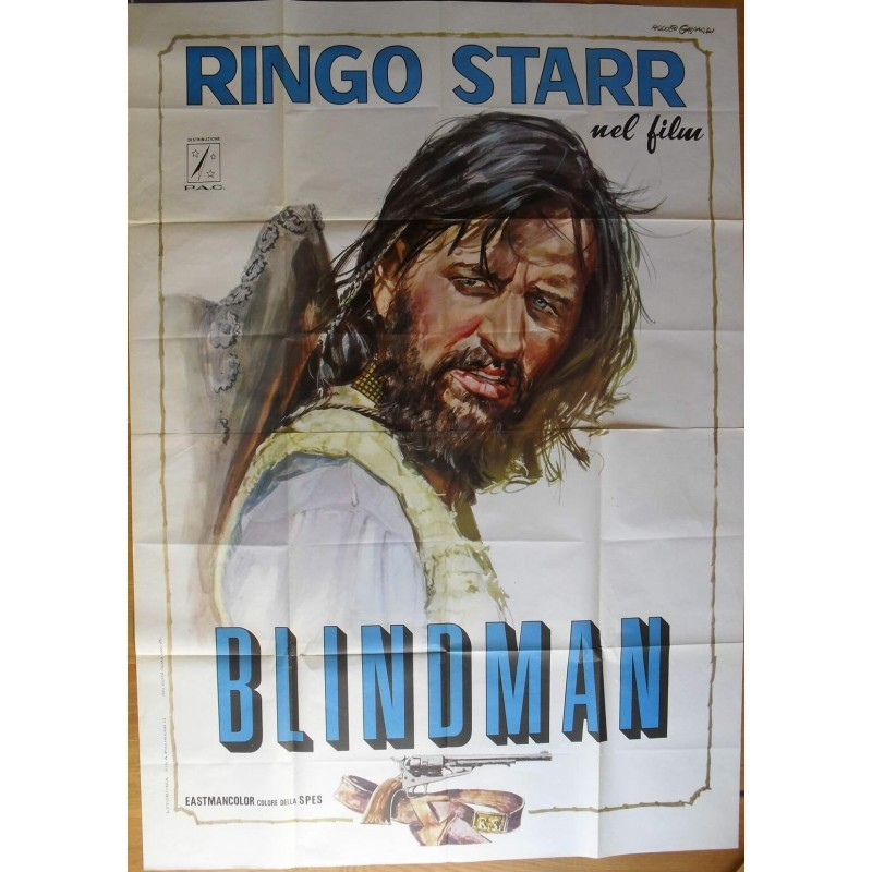 Blindman (Italian 4F)