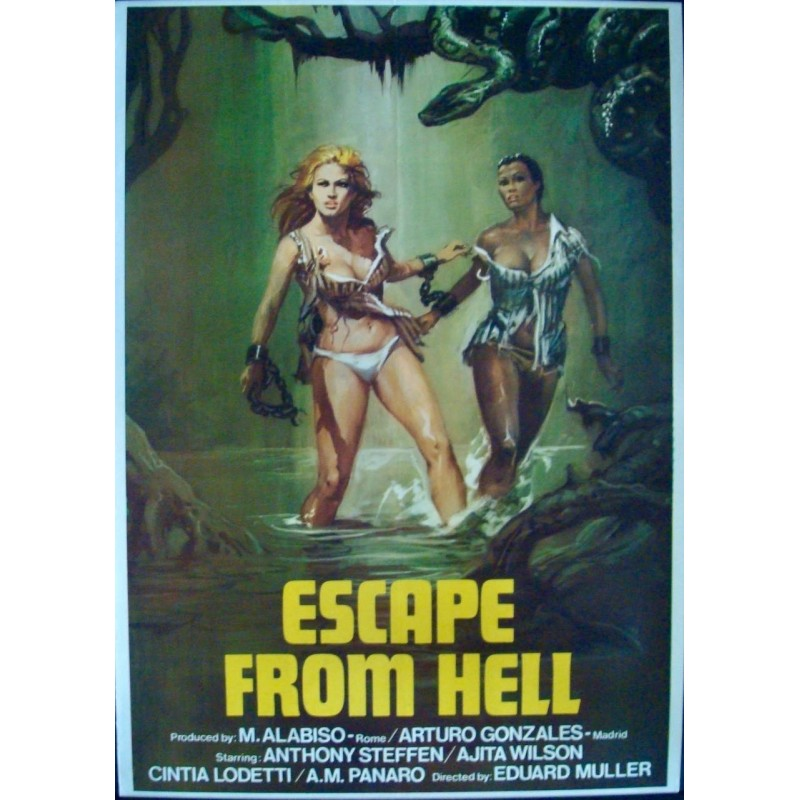 Escape From Hell (Italian 1F)
