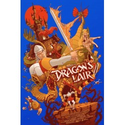 Dragon's Lair: Dirk The Daring (R2019 variant)