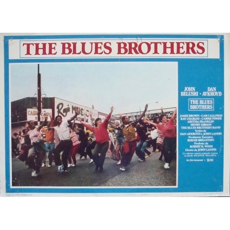 Blues Brothers (fotobusta 3)