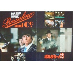 Borsalino And Co (Japanese B3)