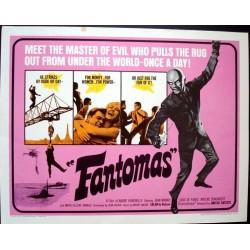 Fantomas (half sheet)