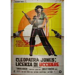 Cleopatra Jones And The Casino Of Gold Italian Fotobusta Movie Poster Set Illustraction Gallery
