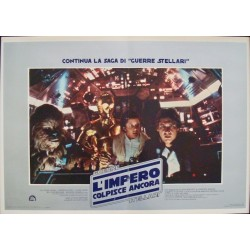 Empire Strikes Back (fotobusta set of 12)