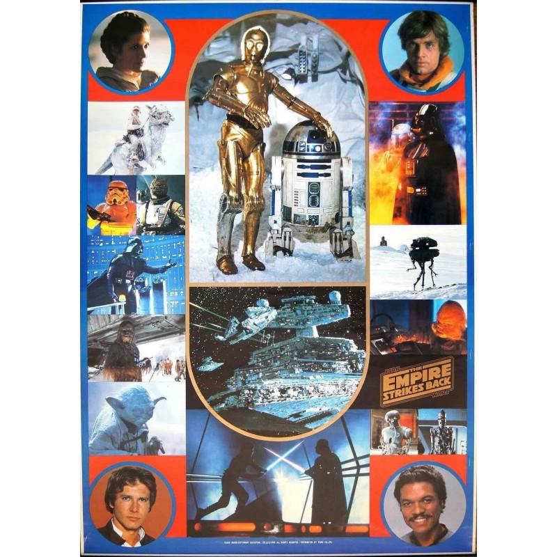 Empire Strikes Back (Japanese Toho commercial)