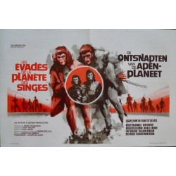 Planet Of The Apes: Escape (Belgian)