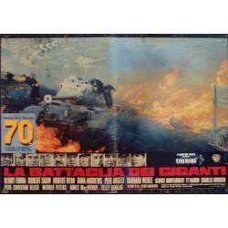 Battle Of The Bulge (Fotobusta set of 9)