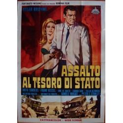 Assault On The State Treasure (Italian 2F)