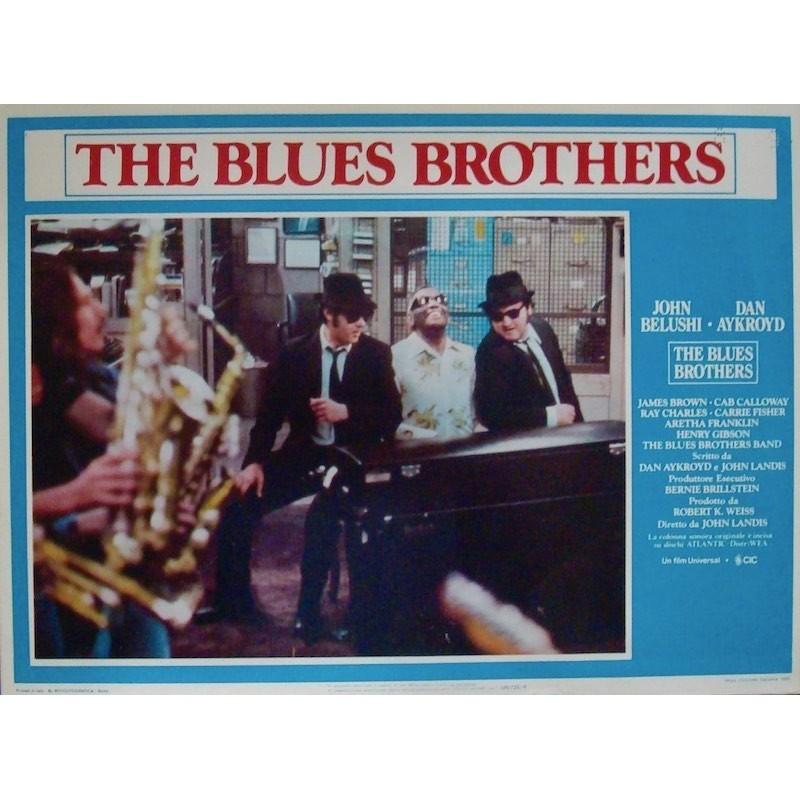 Blues Brothers (fotobusta 4)