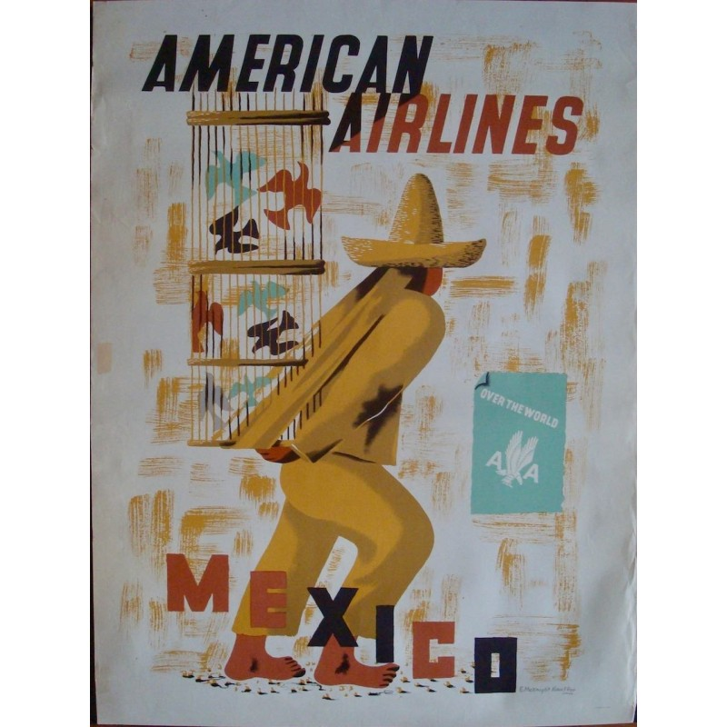 American Airlines Mexico (1950)