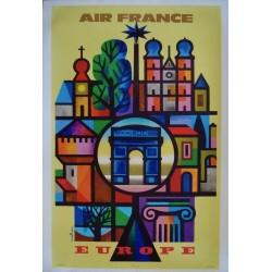 Air France Europe (1962 - LB)
