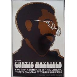 Curtis Mayfield: Hawaii 1973